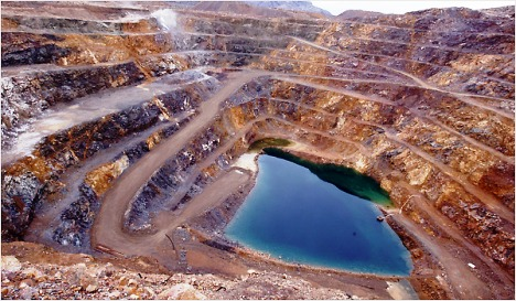China Rare Earth Export Increase 930% in First Half of 2011