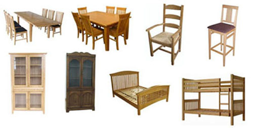 China Furniture Products Quality Control Part 2: Check the Details of Specific Products