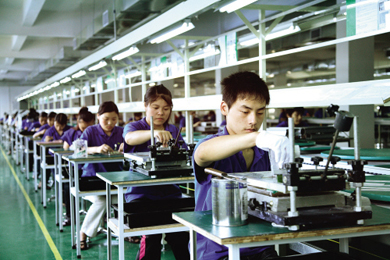 "The Cold Winter in Foreign Trade Cannot Conceal the Industrial Advantage of "" MADE IN CHINA"""