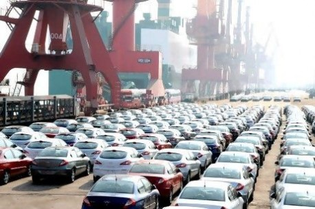 The Analysis of China's Automobile Exports in the First Half of 2012
